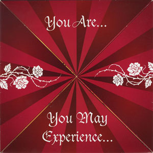 You Are... / You May Experience…
