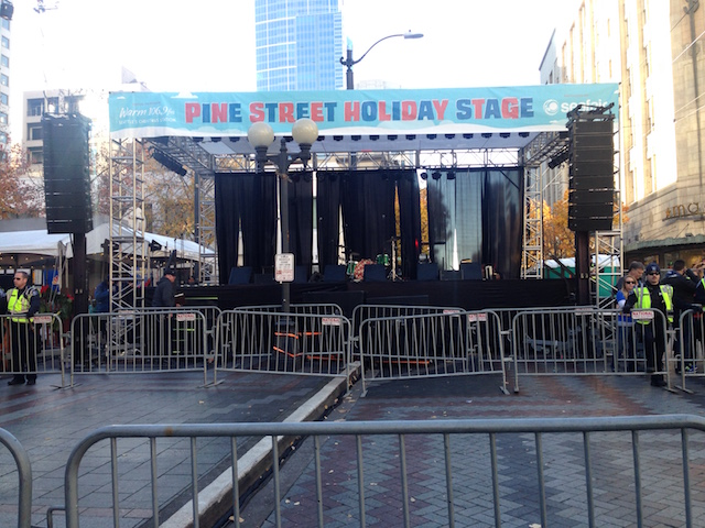 BLM Seattle Stage